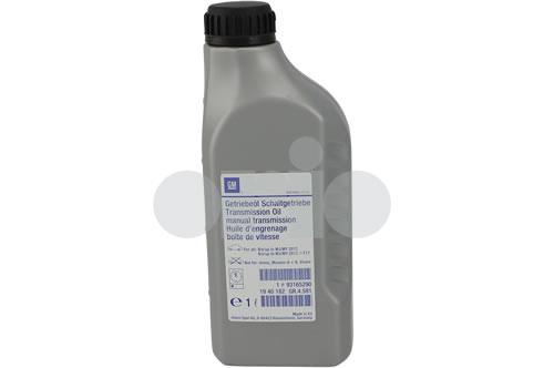 93165290  Saab Manual Transmission Oil  Fluid  1l