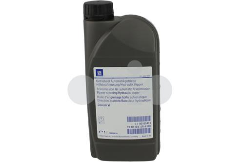 Hydraulic/Transmission Oil (1L 6T70 Dexron VI)
