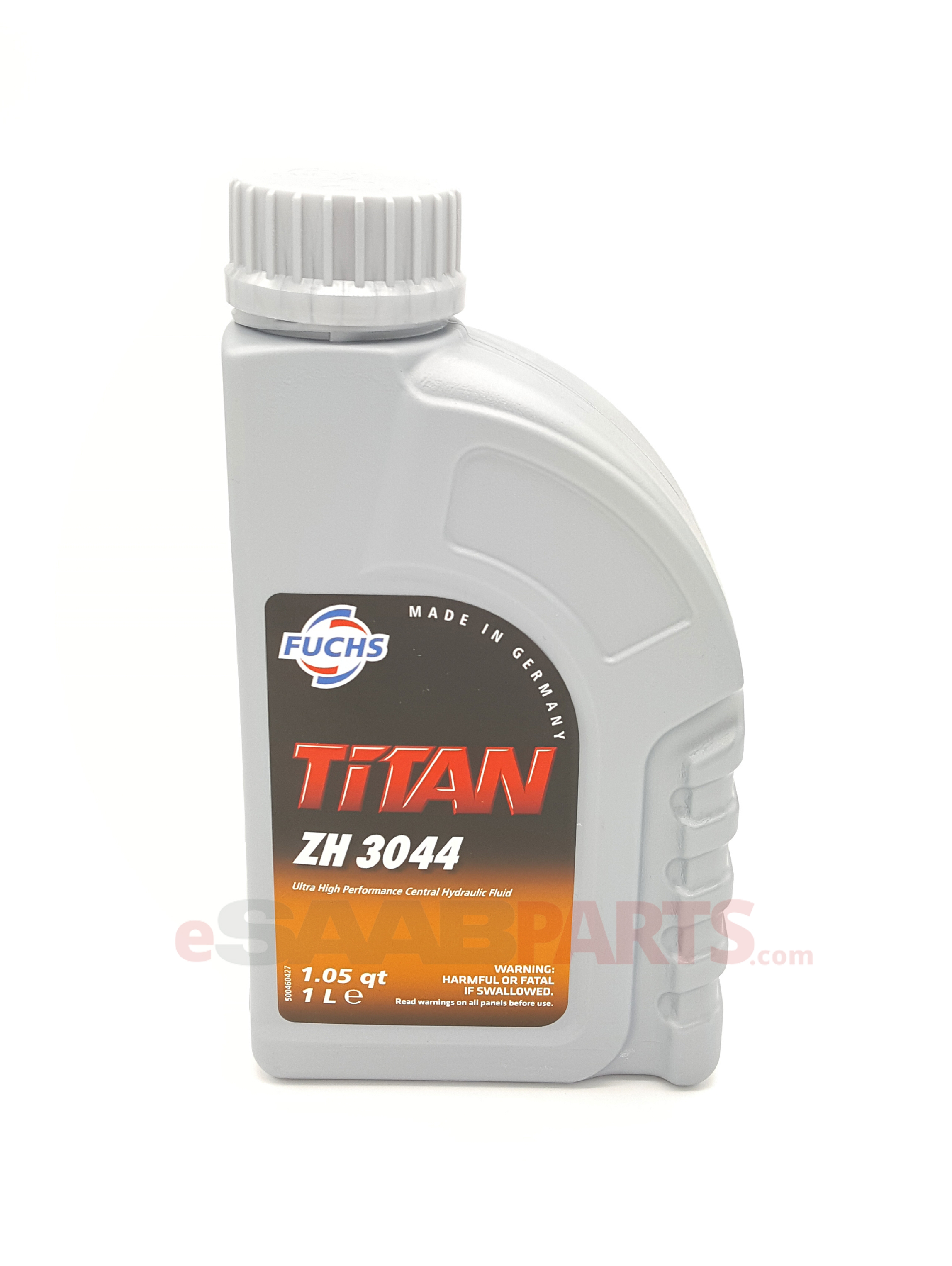 Power Steering Fluid (Convertible Top Fluid)